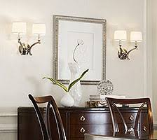 Sconce Style Dining Room Lighting