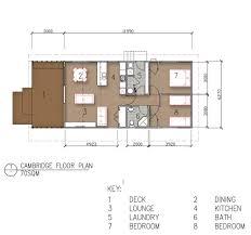 Granny Pods Floor Plans spanish retirement community alemeria spain bungalow plans 70 sqm