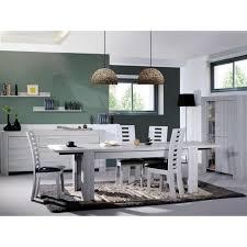 salle a manger complet salle à manger complète gris clair tahiti achat vente table
