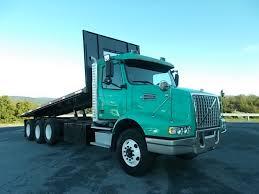 100 Don Baskin Truck Sales USED 2013 INTERNATIONAL 7600 FLATBED DUMP TRUCK FOR SALE FOR SALE IN