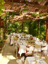 Our Vine Covered Terrace Offered To You Exclusively For Your