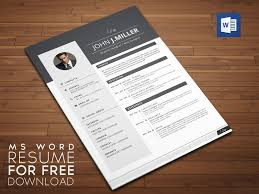 Free Download Resume (CV) Template For MS Word Format - Good ... Microsoft Word Resumeplate Application Letter Newplates In 50 Best Cv Resume Templates Of 2019 Mplate Free And Premium Download Stock Photos The Creative Jobsume Sample Template Writing Memo Simple Format Resumekraft Student New Make Words From Letters Pile Navy Blue Resume Mplates For Word Design Professional Alisson Career Reload Creative Free Download Unlimited On Behance