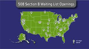 New Section 8 Waiting List Openings – 10 5 2016 Affordable