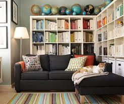 decorating with bookshelves drew vanessa