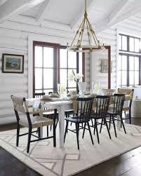Modern Farmhouse Style Dining Room Design Ideas 21