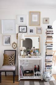 Decorating Bookshelves Without Books by 5 Ways To Decorate With Books The Everygirl