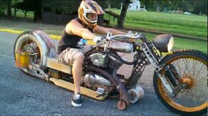 Stretched Rat Rod Motorcycle Revs Up & Dominates The Streets ... Dually Rat Rod South African Style Hagg Hd Video 1983 Dodge Ram 50 Rat Rod Show Car Custom For Sale See Dirt Road Hot Rods 1938 Ford Rat Rod W 350 1971 Volkswagen 40 Coupe Beetle For Sale Muscle Cars 1940 Dodge Hot Pickup V8 Blown Hemi Show Truck Real 16 Kustom Hot Gasser Lead Sled Rcs Classic Car For Sale 1947 Pick Up Sold Erics On Classiccarscom Killer 49 Willys Flat Will Slay Jeeprod Fans Off Xtreme 1949 Cummins Diesel Power 4x4 Tow No Chevrolet 3100sidestep Pickup 1957 No Reserve