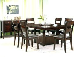 Dining Table With Butterfly Leaf Extension Hidden Mechanism