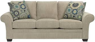 Broyhill Zachary Sofa And Loveseat by Zachary Affinity Chenille Fabric Sofa