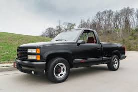 1990 Chevrolet 454 Ss Pickup | Fast Lane Classic Cars Inside ...