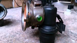 Calcium Carbide Bike Lamp by Lucas Carbide Lamp Youtube