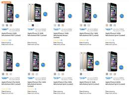 Apple iPhone 6 Plus no contract AT&T Sprint and Verizon