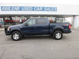 2005 Ford F-150 FX4 Abilene TX Abilene Used Car Sales 2007 Chevrolet C5500 Water Truck Item Bj9939 Sold Novem Used 40 Ford F40 For Sale Abilene Tx 4m Autoplex Disappearingus Freightliner Western Star Trucks Many Trailer Brands Texas Trucks Near Tx Best Truck Resource Cars At Colt Auto Group In Autocom 1998 Terex T340 Truck Crane Crane For On 1gchk23u03f187040 2003 Green Chevrolet Silverado 1gbgc34rxyr213744 2000 White Gmt400 C3 Lifted Amarillo Models Hanner October 10th 2017