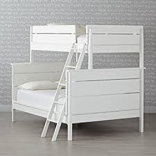 Twin White Bed by Twin Bed The Land Of Nod