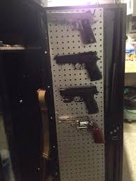 Stack On 14 Gun Security Cabinet Black by Elite Gun Safe With Biometric Lock In Matte Black Stackon Gun