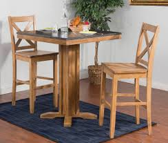 42 Inch Pub Table Set | Zef Jam