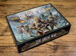 The Great War Strategy Board Game To Launch At UK Games Expo