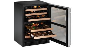 Uline Storage Cabinets Assembly Instructions by U Line Wine Captain Review Best In Home Wine Storage The