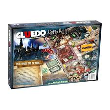 Harry Potter Cluedo The New Edition Oct 2017