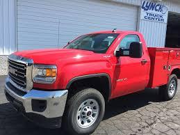 100 Weld County Garage Truck City Knapheide Sierra 3500 S Quincy IL