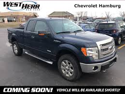 100 West Herr Used Trucks 2014 Ford F150 XLT For Sale Near Buffalo NY Serving Orchard