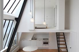 100 Paris Lofts Studio Loft Apartment In With Two Symmetrical