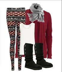 Comfy Cute Winter Outfit