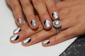 Coffin Nails Stiletto Nails & The Other 8 Nail Shapes You Should
