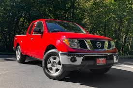 100 Rent A Pickup Truck For A Day A Red Nissan Frontier In Seattle Getaround