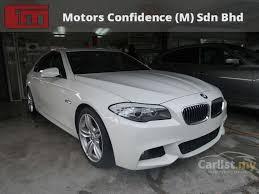 BMW 523i 2013 M Sport 2 0 in Selangor Automatic Sedan White for RM