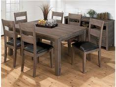 Dining Table With 6 Chairs And Other Room Tables At Talsma Furniture In Hudsonville Holland Byron Center Grand Rapids Cascade MI