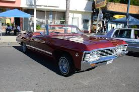 1967 Chevy Impala Convertible - Picture Car Locator
