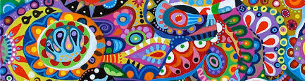 abstract modern abstract paintings and drawings is