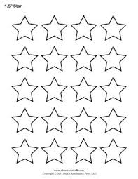 Free Printable Star Templates For Your Art Projects Use These Shapes Artwork Decorations Geometry Assignments Labels Stickers Etc