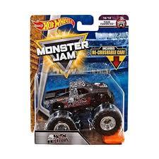 Harga Hot Wheels Monster Jam Metal Mulisha Truck Re-Crushable Car ...