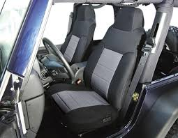 100 Custom Seat Covers For Trucks Rugged Ridge Fit PolyCotton Fast Shipping