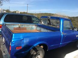 1968 Chevrolet C-10 Short Wide Bed Dually Dump Bed Pickup One Of A ...