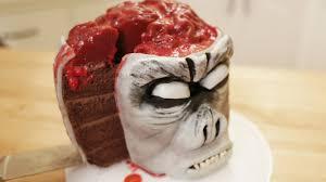 Halloween Jello Molds Brain by Indiana Jones Monkey Brain Cake Nerdy Nummies Youtube