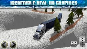 Amazon.com: 3D Ice Road Trucker Parking Simulator Game: Appstore For ...