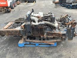 USED 2006 NISSAN J05D-TA TRUCK ENGINE FOR SALE IN FL #1060