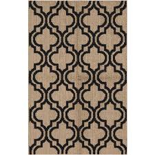 Home Decorators Collection Rugs by Mainstays Black Trellis Accent Rug Walmart Com