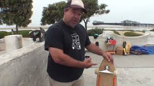 100 Revenge Trucks Longboard Carving By Truck Company YouTube