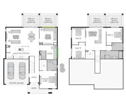 100 Floor Plans For Split Level Homes The Horizon