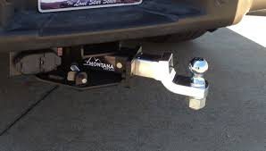 100 Hitches For Trucks Montana Hitch Introduces A One Of A Kind New Fold Away Hitch To