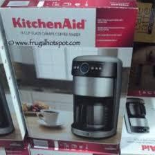 KitchenAid 14 Cup Glass Carafe Coffee Maker Costco