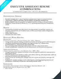 Hospital Ceo Resume Examples Best Of Oil And Gas Template Format Luxury For Executive Assistant To
