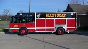 100 Hazmat Truck Western Wayne Countybr Fire Department Mutual Aid Association