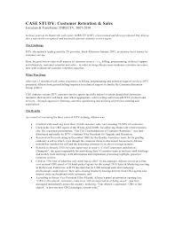 CASE STUDY Customer Retention & Sales Location & Timeframe DIRECTV 2007 2010