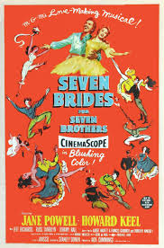 Cinema 52 | Musical 52: Seven Brides For Seven Brothers Seven Brides For Brothers Scene Where The Girls Are Dancing Mr Ds Theatre Blog Relive The Olden Days With This Iconic 7 Brides For Brothers Review Seven At Muny About Yloc York Light Opera Company Ltd Megan Mike Pats Barn Wedding Photographer Lucy Schultz Operetta Opens Sequim Irrigation 210 Movie Clip Bless Your Warner Bros Uk Movies Watch On Netflix Today 1954 Lobby Card 810 Sobbin Women