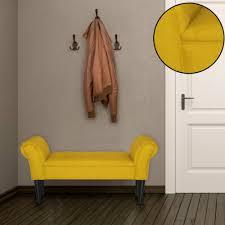 möbel retro sitzbank stoff gestell möbel polster flur